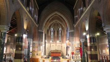 All Saints Anglican Church, Rome