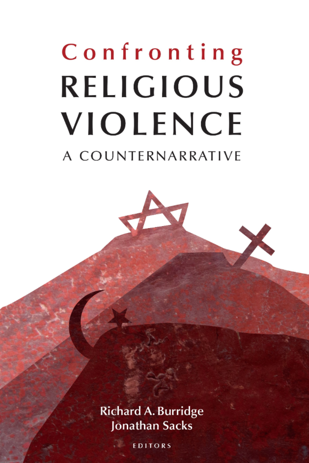 Confronting Religious Violence cover