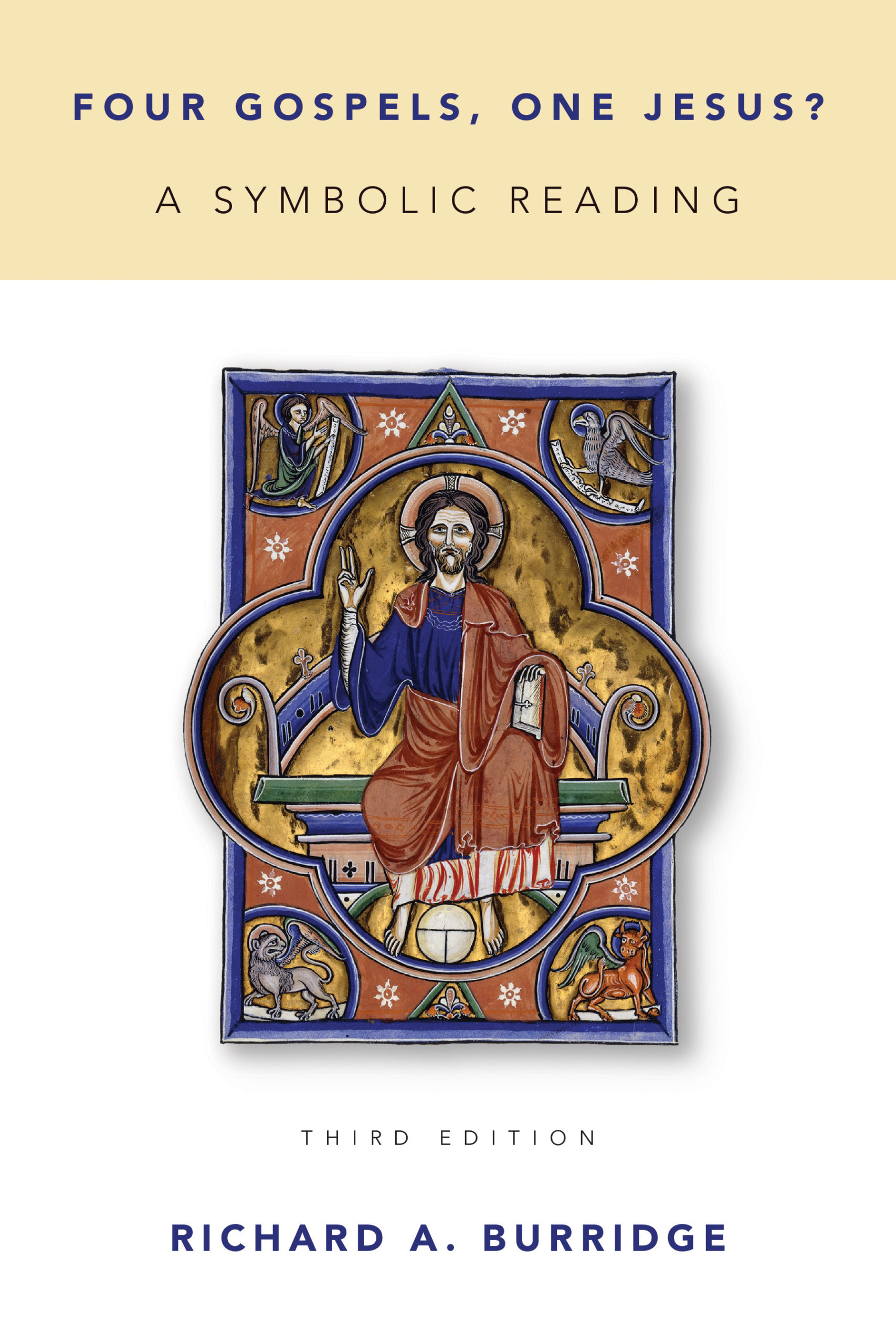 Four Gospels One Jesus cover