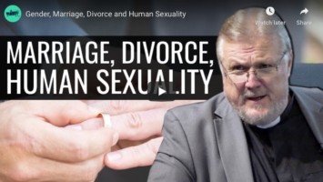 Gender, Marriage, Divorce and Human Sexuality